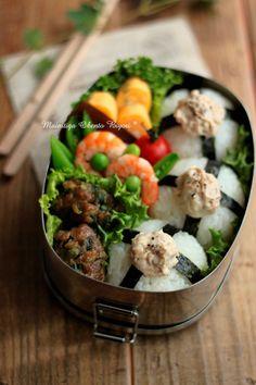 Japanese lunch box, Bento お弁当