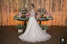 Vestido de noiva   Wedding dress