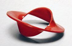 "Gijs Bakker - ""Circle in Circle"" Bracelet, 1967"