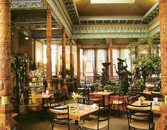 The Boulder-Dushanbe Teahouse in Boulder, Colorado was a gift from Dushanbe, the capital of Tajikistan.