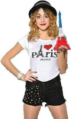 Martina and Paris