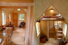 House on Wheels: Beautiful Tiny House with Ynez Design