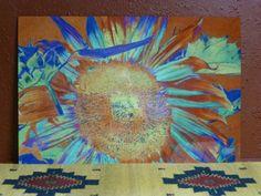 """Sunbath"" metal print, 20 x 30 inches. Cris Fulton, Bowman, North Dakota."
