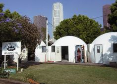 LA Homeless Shelters