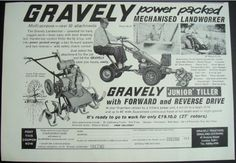 Gravely power packed ad