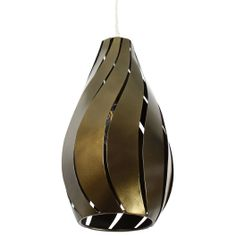 Slatisfaction Mini Pendant by Varaluz at Lumens.com