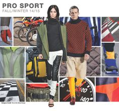 Trend... from Fashion Snoops, F/W 14/15 Pro Sport