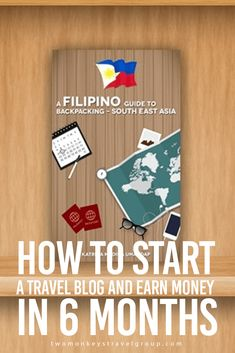 How to Start a Travel Blog and Earn Money in 6 months (Part 1 of 2) This article is inspired by a lot of our readers and travel coaching clients who have been asking us about how we started Two Monkeys Travel last May 2014 and grew it from there. We don't claim to be experts, and we know that we have a long way to go, but we've come a long way in a short time. This is the first time we have ever written a travel blog and we are learning and growing every day.