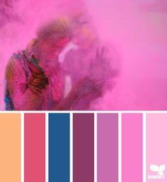 Color Celebration~Design Seeds