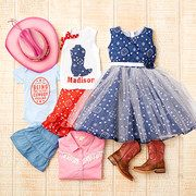 Take a look at the Born to Be a Buckaroo event on #zulily today!