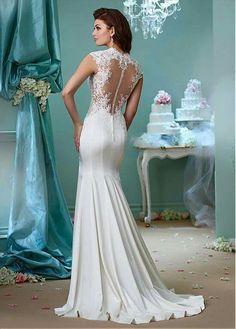 Vestidos para matrimonio religioso de dia