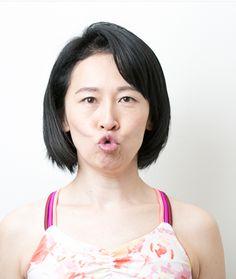 「最近若返ってない?」と言われる! 口もとの「顔ヨガ」エクサ | 美容 | ニュース | ダイエット、運動、健康のことならFYTTE | フィッテ