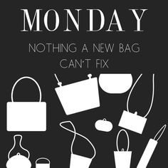 The best kind of Monday-fix! Head to www.shoptaws.com!