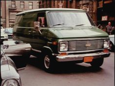 1972 Chevy short van w/6 cyl and a three on the tree