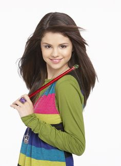 "selena gomez wizards of waverly place photos | Selena Gomez - ""Wizards of Waverly Place"" Promo Shoot 