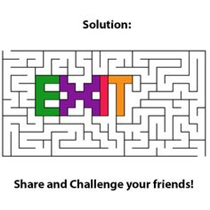 If you get it, share and challenge a friend!