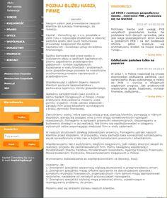 http://www.kapital.warszawa.pl/ SYNDYK WARSZAWA BIEGŁA SĄDOWA RESTRUKTURYZACJA  WYCENA PRZEDSIĘBIORSTW KSIĘGOWOŚĆ DORADCA RESTRUKTURYZACYJNY prowadzimy księgowość spółek kapitałowych i osób fizycznych. Zajmujemy się nie tylko wprowadzaniem danych, ale także staramy się podpowiadać właścicielom, zarządzającym w sprawach ważnych dla finansów ich przedsiębiorstwa. Outsourcing funkcjonuje u nas w 3 formach świadczenia usług księgowych: 1. BIURO KAPITAŁ - dostarczacie Państwo dokumenty do…