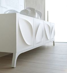 Inspired by Nature: LEAVES Sideboard Collection