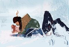 I think we both know where this is going.... by PascalCampion.deviantart.com on @deviantART