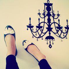 @cesiakerem love love love #shoes #melissa
