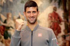 Novak Djokovic with Tennis by Peugeot #Peugeot #Tennis #Ambassador #Djoko #Novak