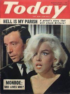 T - Marilyn CoverLover