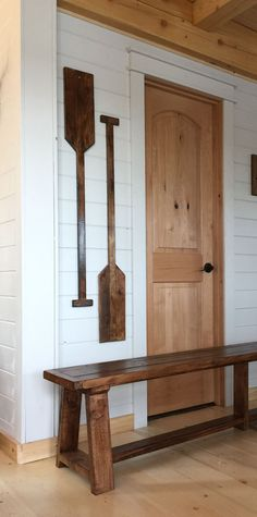 Ana White | Build a Faux Oar or Paddles | Free and Easy DIY Project and Furniture Plans
