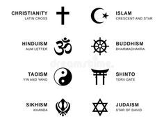 See a rich collection of Religion images, photos or vectors for any project. Explore quality Religion pictures, illustrations from top photographers. Karma Tattoo Symbol, Zen Symbol, Taoism Symbol, Religion Tattoos, Religions Du Monde, World Religions, All Religious Symbols, Buddhism Symbols, Ancient Symbols