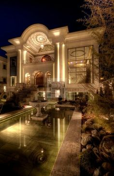Luxury dream home