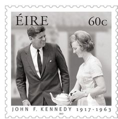 An Post marks 50th anniversary of JFK visit with commemorative stamps | The Journal