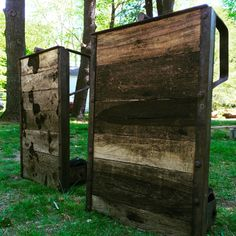 Industrial Carts by Loam106 on Etsy