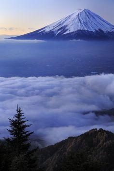 Mt Fuji - GANREF