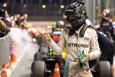 Tribuna Esportiva RS: GP de Cingapura, Vitória de Nico Rosberg e Lideran...