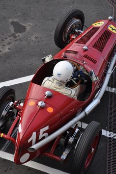 1932 Alfa Romeo Tipo B (P3) a Scuderia Ferrari Alfa