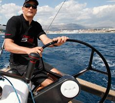 Salona 41 - Confort, Safety and stunning performance -carbon fiber wheels