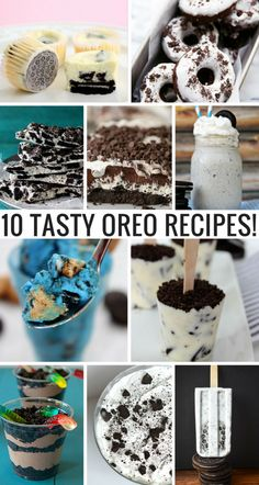 10 Oreo Recipes That Are Making Us Drool