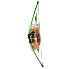AYS6100 Bear Archery Goblin Youth Bow Set - http://sports.goshoppins.com/hunting-equipment/ays6100-bear-archery-goblin-youth-bow-set/