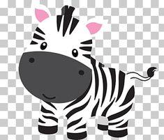 Black Cat Illustration, Giraffe Illustration, Cute Elephant Cartoon, Kitten Cartoon, Kitten Drawing, Puppy Drawing, Baby Leopard, Baby Zebra, Elephant Baby