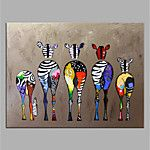 Zebra Pop Art Oil paintings canvas Hand painted Andy Warhol Wall Art Pictures Animals Cuadros Home Decoracion For Living Room(China (Mainland)) Zebra Painting, Oil Painting Abstract, Diy Painting, Zebra Art, Painting Canvas, Abstract Canvas, Painting Prints, Art Print, Giraffe Art