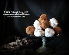 ~Lava Doughnuggets!