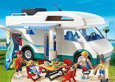 Amazon.de:PLAYMOBIL 6671 - Familien-Wohnmobil