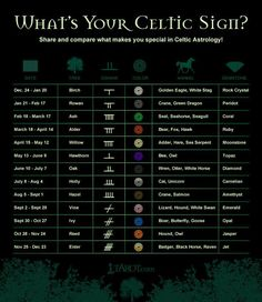 The ancient Celts didn't have tree signs, but they were skilled astronomers and most likely used some form of predictive astrology. We do know they had lunar calendars(e.g.,the Coligny calendar), although scholars disagree as to whether the start of the month was the new moon or the full moon.  There is no agreement as to what symbols were used by the druids who created the calendars, but most historians think it is similar to the old Vedic/Hindu cosmological system.