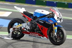 Honda CBR 1000 RR Team Honda TT Legends 2012