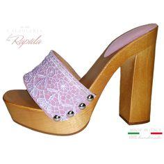 taglia 40 46829 71b5c 15 fantastiche immagini su Zoccoli e sandali Calzoleria La ...