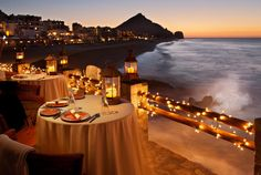 EL Farallon at Capella Pedregal Resort | Cabo San Lucas, Mexico