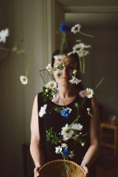 summer felling - flowers - photo lovelylife.se