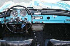 Mercedes Benz #190SL. Found on: http://www.amamaxa.com/tag/mercedes-benz. For all your Mercedes Benz #190SL restoration needs please visit us at http://www.bruceadams190sl.com. #BruceAdams190SL.
