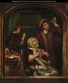 The Doctor, Gerrit Dou