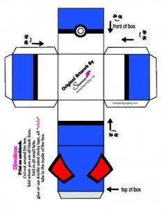 Caixas Box Pokemom Go - Achados da net