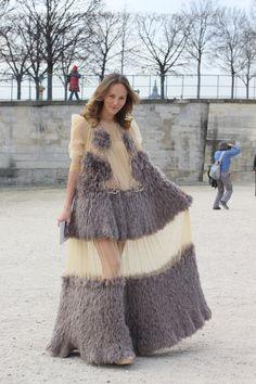 alenaakhmadullin dress on sophiemhabille